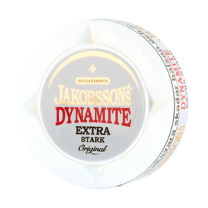 Jakobssons Dynamite Extra Strong Portion