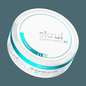Skruf Super White Fresh