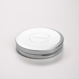 Snus can silver