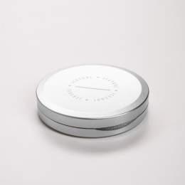 Snus can silver