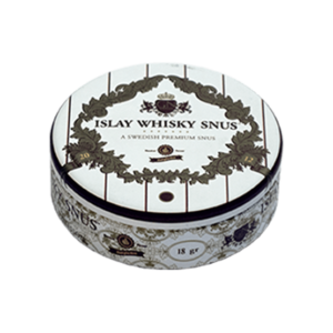 Islay Whiskey White Portion