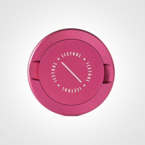 The Can for portion snus - Hot Pink - aluminium