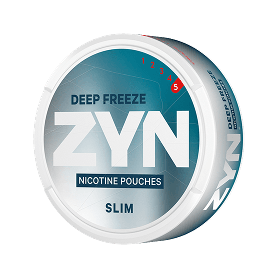 ZYN Deep Freeze Slim Strong