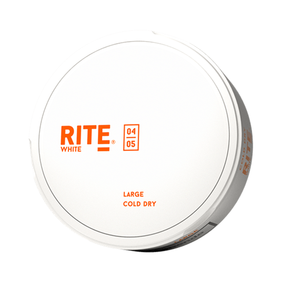 Rite Cold Dry White Large Portion