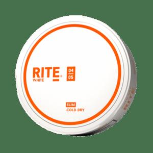 Rite Cold Dry Slim White Portion