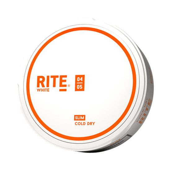 Rite Cold Dry Slim White Portion