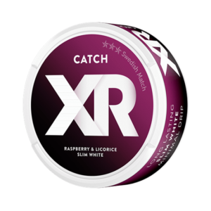Catch XR Raspberry & Licorice