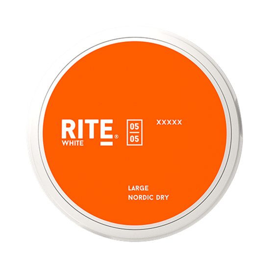 Rite Nordic Dry Large White Portion