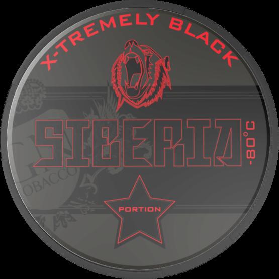 Siberia Extremely Black Portion