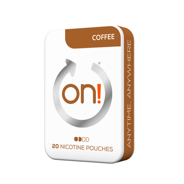 ON! Coffee 3mg
