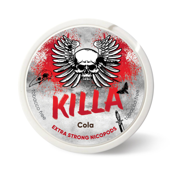 Killa Cola Strong