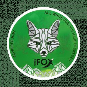 White Fox Peppered minte