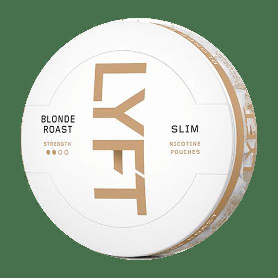LYFT Blonde Roast Slim White Portion