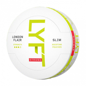 LYFT London Flair Slim White Portion