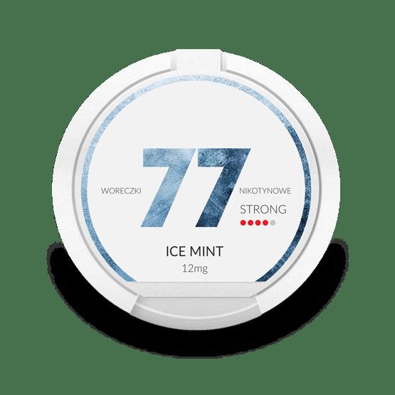77 Ice Mint 12 mg
