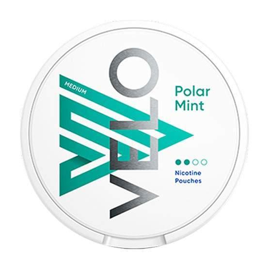 VELO Polar Mint All White Portion Medium