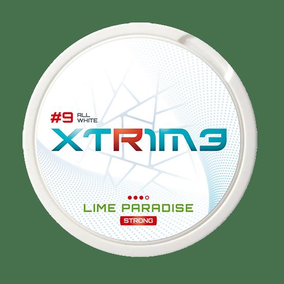 Extreme Lime Paradise Portion