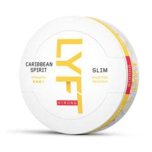 LYFT Caribbean Spirit Strong Slim Portion