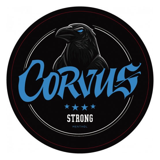 CORVUS THE BLUES Menthol STRONG