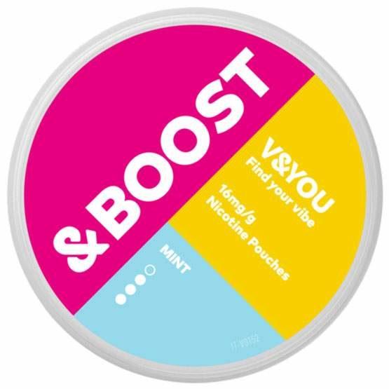 V&YOU Boost Mint 16 mg
