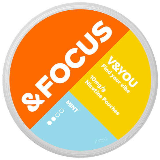 V&YOU Focus Mint 10 mg