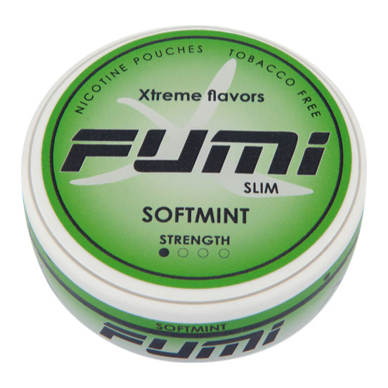 FUMI Softmint Extreme Portion