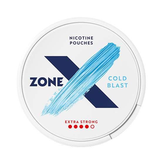 ZONEX Cold Blast Slim Extra Strong Portion
