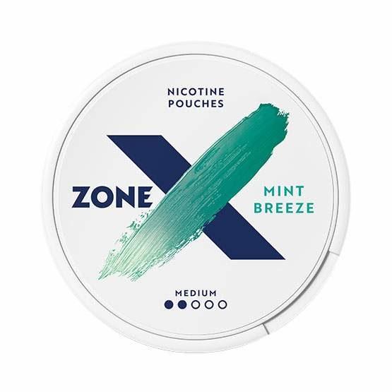ZONEX Mint Breeze Slim Normal Portion
