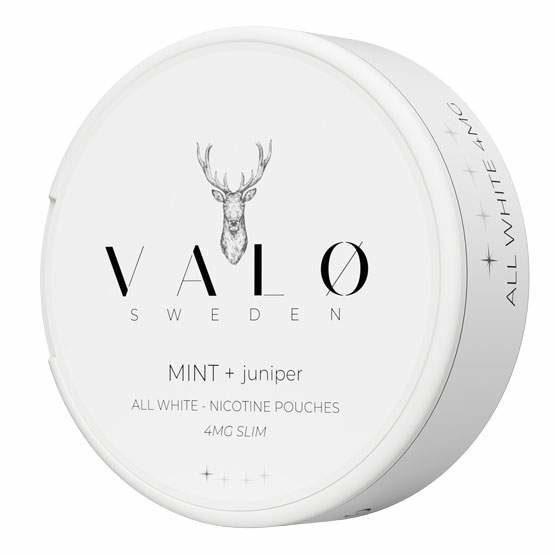 VALØ Mint & Juniper 4 mg