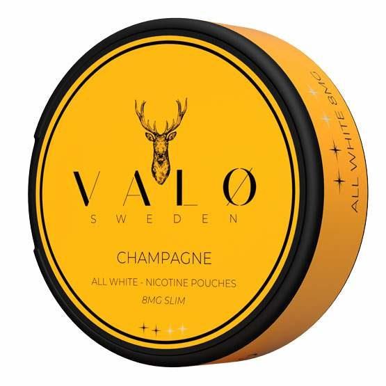 VALØ Champagne 8 mg